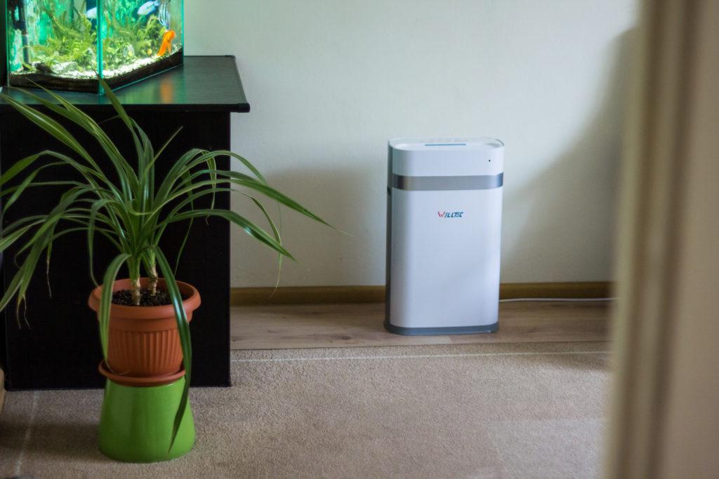 Recenzja Welltec APH 225 – ekonomiczny oczyszczacz dla Twojego domu