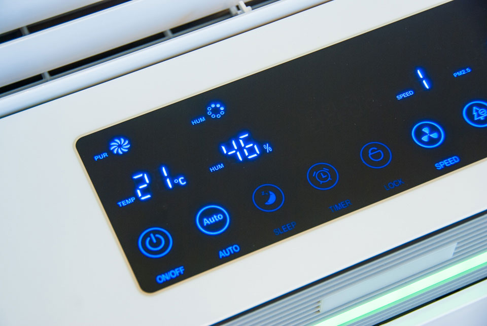 Welltec APH 420H panel sterowania