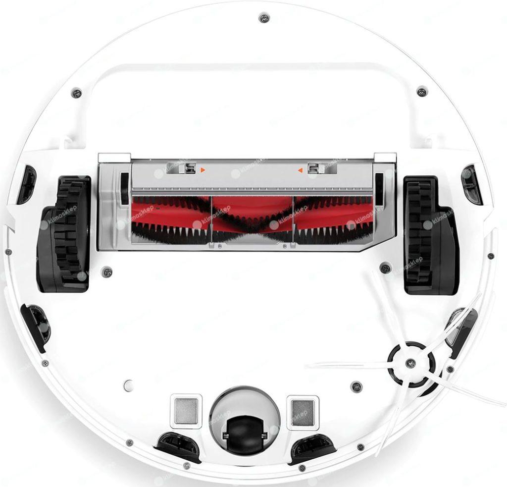 Roborock s60 - spód urządzenia