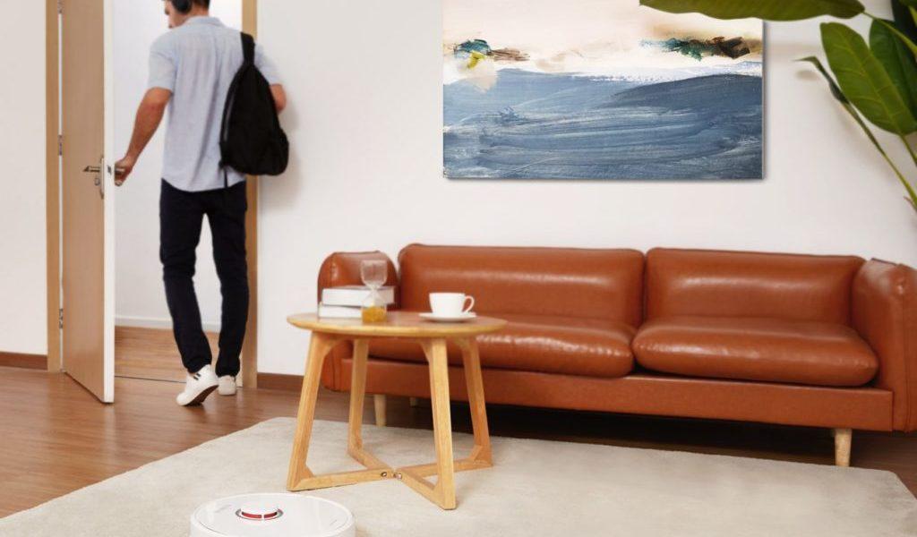 Roborock s 6 5 posprząta dwoje mieszkanie gdy będziesz w pracy