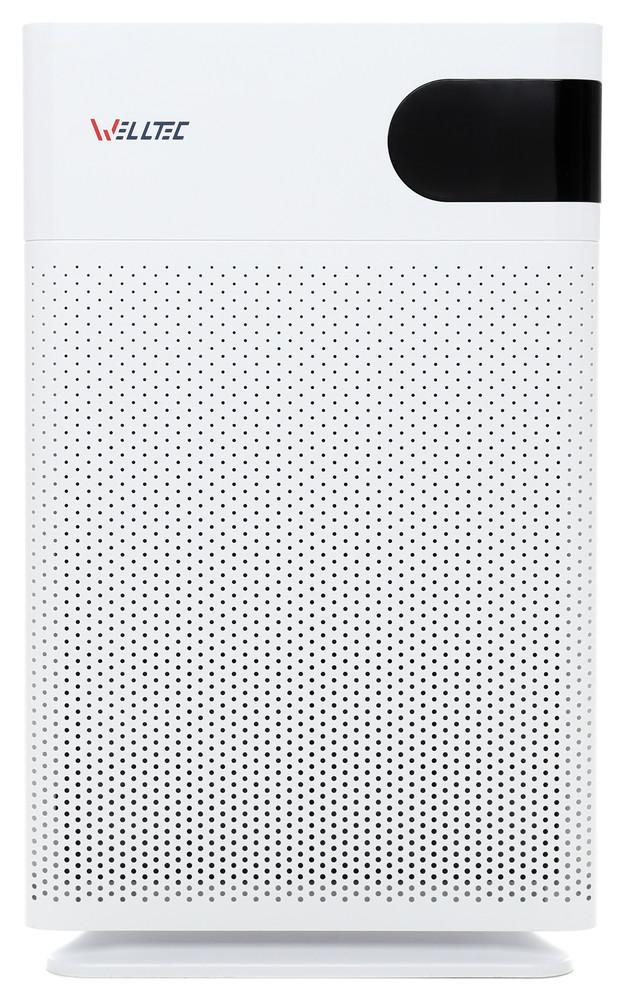 Prezentacja oczyszczacza powietrza Welltec APH450D