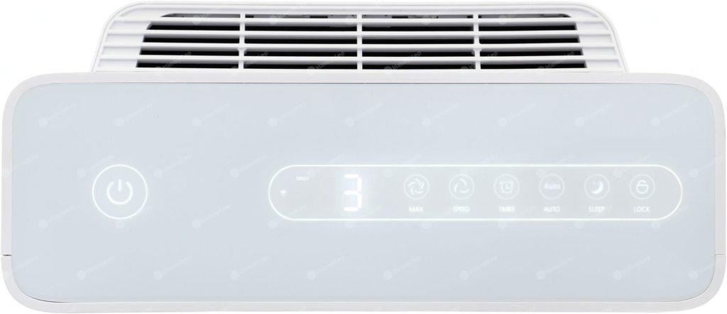 Panel sterowania Oczyszczacza Welltec APH450D