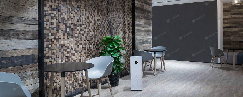 Xiaomi Ari Purifier Pro w salonie