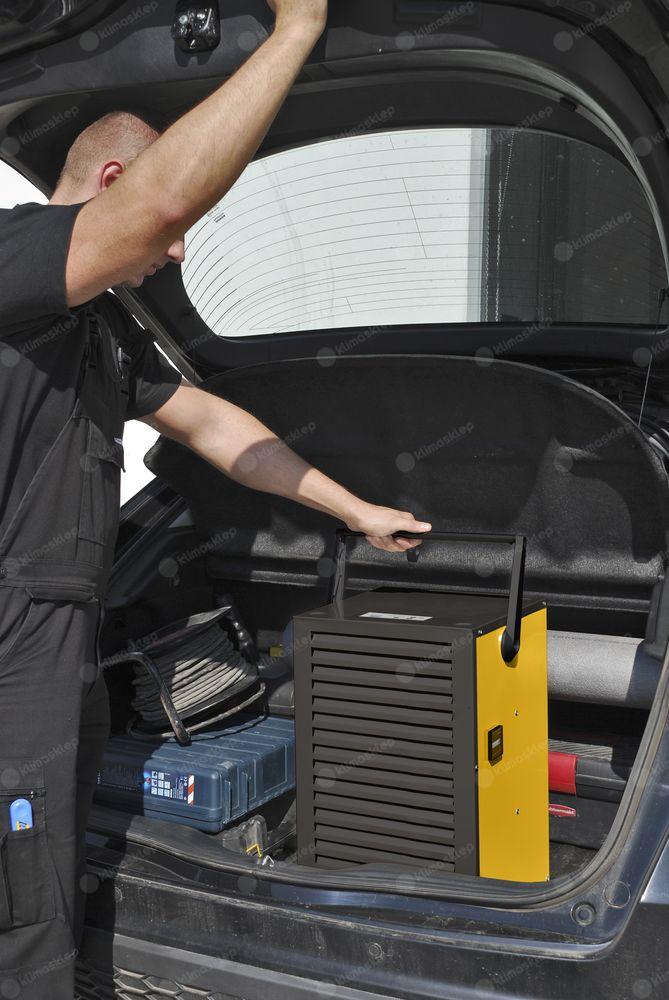 osuszacz powietrza master dh w transporcie