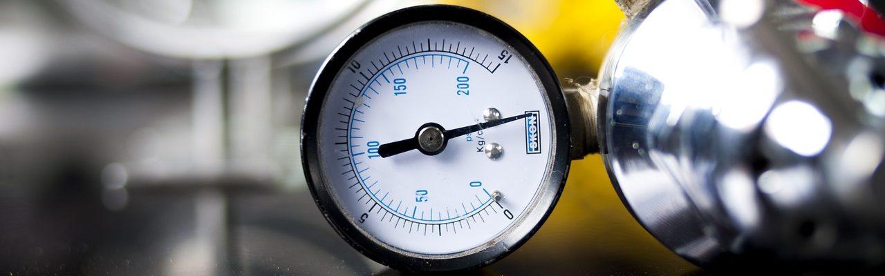 ciśnienie tlenu